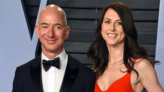 $137 billion divorce between Amazon CEO and wife finalized