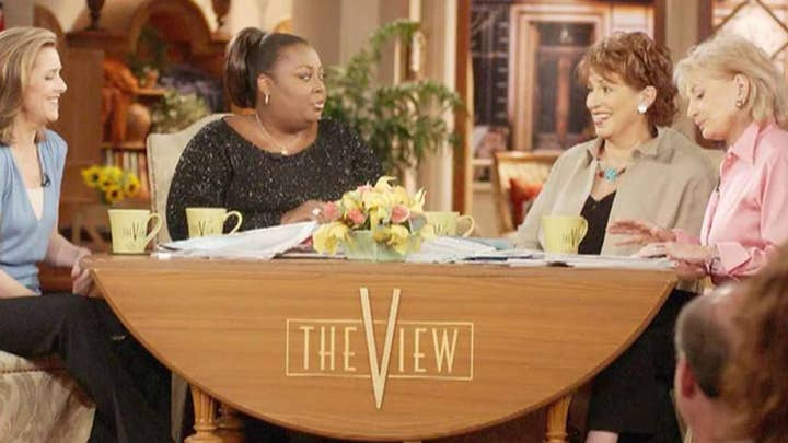 New book reveals explosive behind-the-scenes look at 'The View'