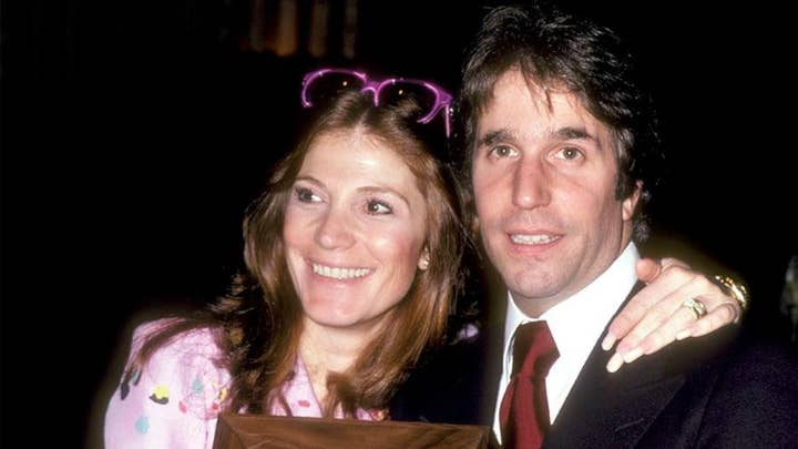 'Happy Days' star Henry Winkler and wife reveal the secret behind their 40-year marriage