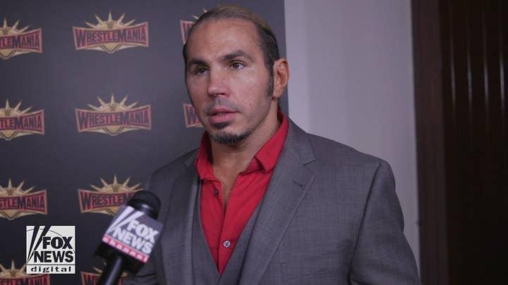 WWE superstar Matt Hardy responds to John Oliver's wrestling criticism