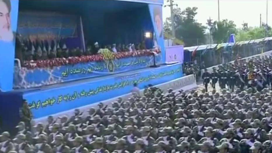 Report: US to designate Iran's Revolutionary Guard as a foreign terrorist organization