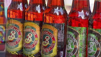 'Fox & Friends' celebrates National Beer Day!