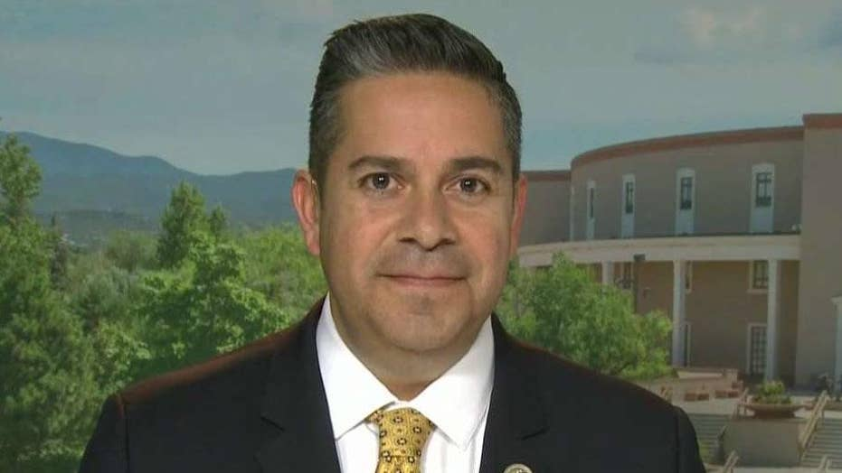 Ben Ray Luján on Democrats' push for the full Mueller report, President Trump's taxes