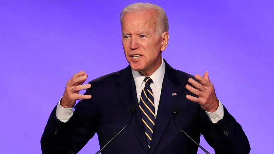 Are media going easy on Biden?