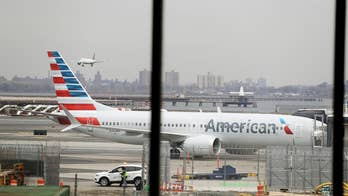 American Airlines cancels 115 flights per day as Max aircraft problems continue