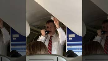 JetBlue CEO spotted collecting trash, sitting in economy on recent flight