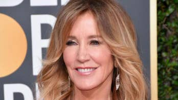 Felicity Huffman was crying while pleading guilty in college admissions scandal