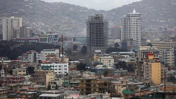 Three US troops, 1 contractor killed in Afghanistan IED blast, Pentagon says