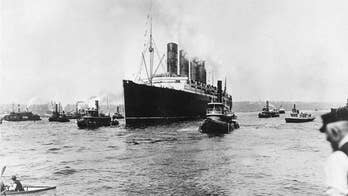 Unusual item from the doomed Lusitania has been discovered