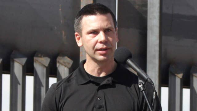 Who is Kevin McAleenan, the new acting Homeland Security secretary?