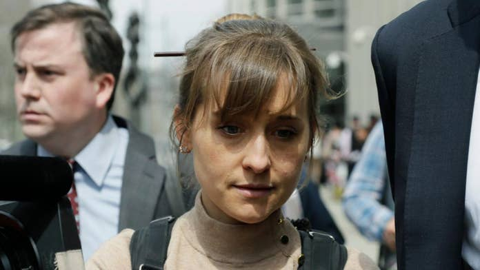 Allison Mack reportedly kept Catherine Oxenberg's daughter on strict 500 cal diet in sex cult