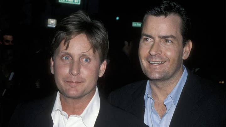Emilio Estevez says he's 'proud' of his brother Charlie Sheen for sobriety after HIV diagnosis
