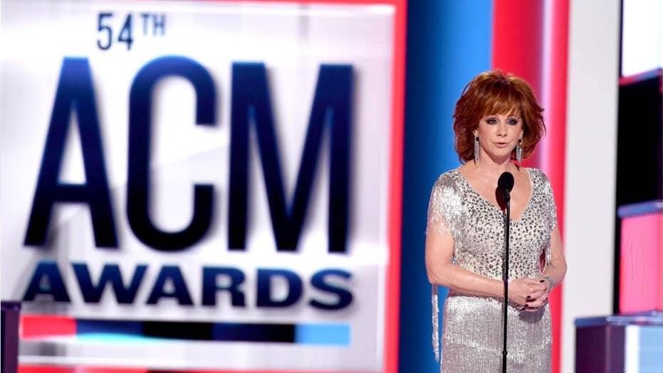 ACM Awards host Reba McEntire swipes at show for female country stars being overlooked
