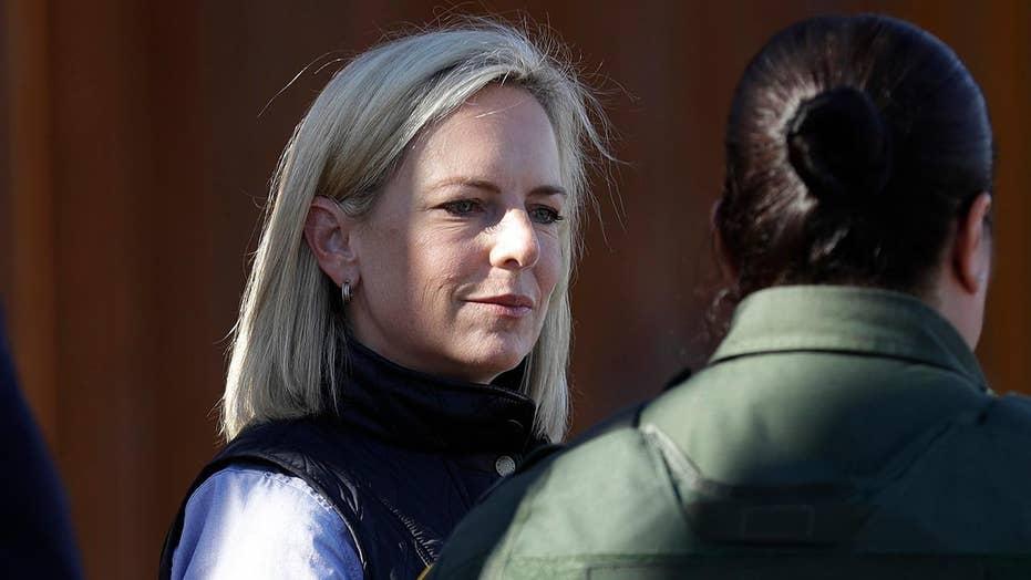 Kirstjen Nielsen resigns as Homeland Security secretary