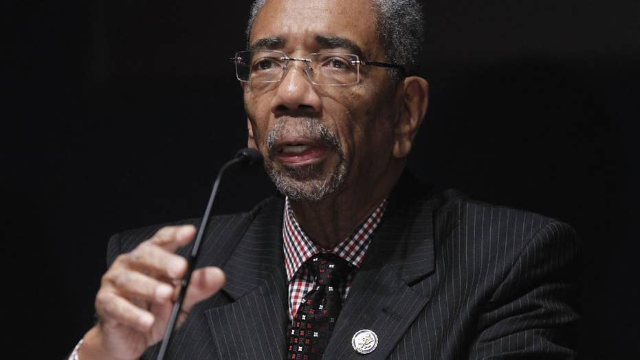 Rep. Bobby Rush (D-IL) slams Chicago's police union as 'the sworn enemy of black people'