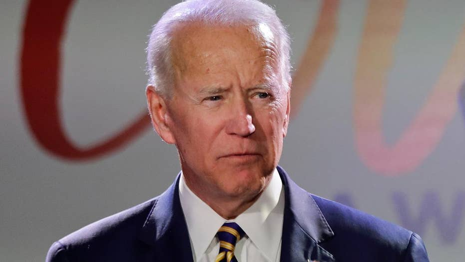 Biden argues the vast majority of Democrats are still liberal-moderate Democrats