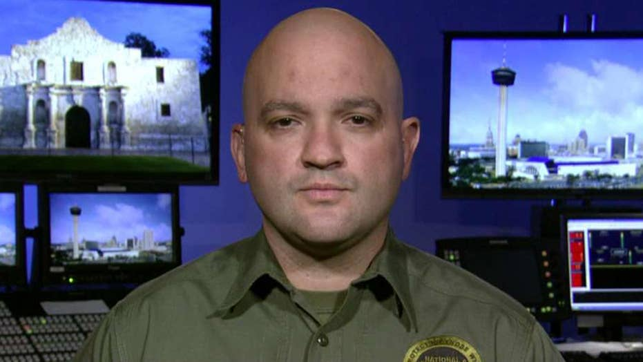 National Border Patrol Council Vice President says McAleenan has a tough job ahead of him
