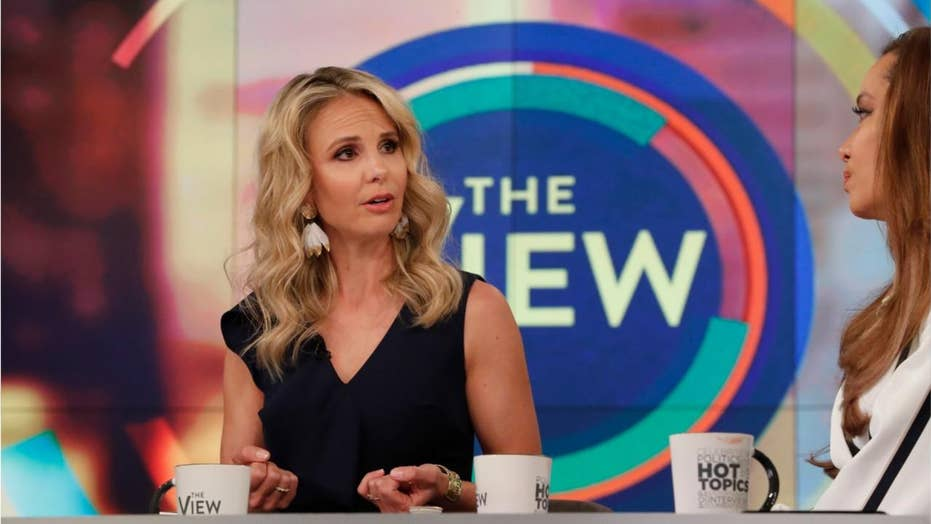 Elisabeth Hasselbeck responds to viral recording of her trying to quit 'The View'