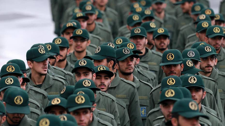 US, Iran label each other's military forces as terrorist organizations