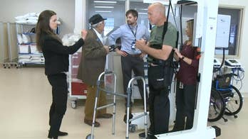 New VA spinal injury center helps veterans heal, return to daily life