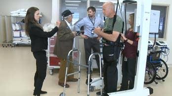 New VA spinal injury center helps veterans heal
