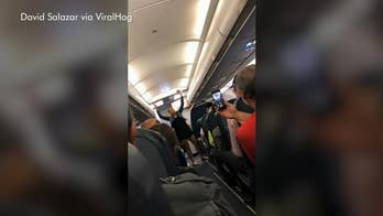 Drunk Spirit Airlines passenger removed from plane