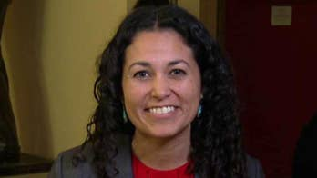 New Mexico Rep. Torres Small speaks out on immigration policy fight on Capitol Hill
