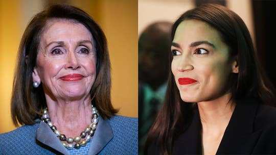 Leslie Marshall: Pelosi and Ocasio-Cortez are in a power struggle, with Pelosi winning