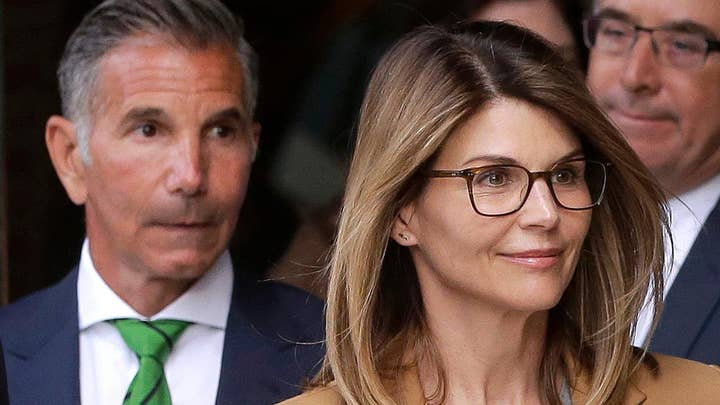 Lori Loughlin, 15 others in college admissions scandal indicted on fraud, money laundering charges