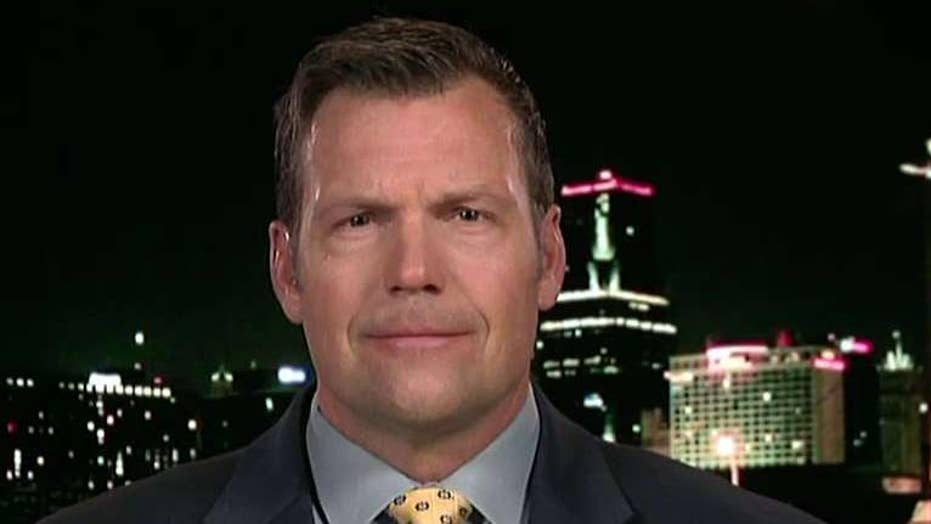 Kobach: DHS has been unwilling to execute Trump's policies