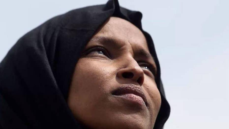 Rep. Ilhan Omar (D-MN) calls Stephen Miller a 'white nationalist' on Twitter