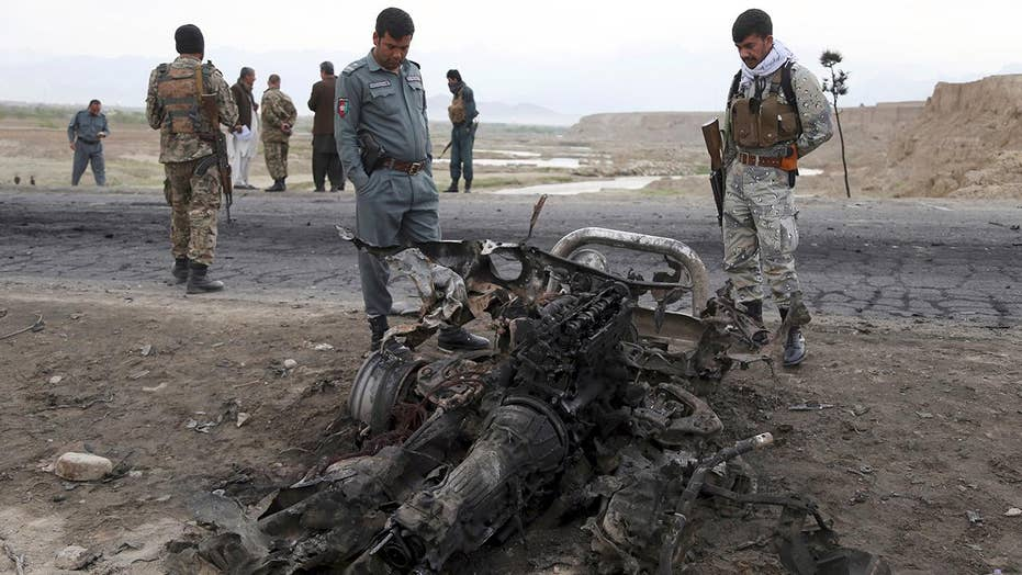 Taliban IED blast kills 3 US service members in Afghanistan