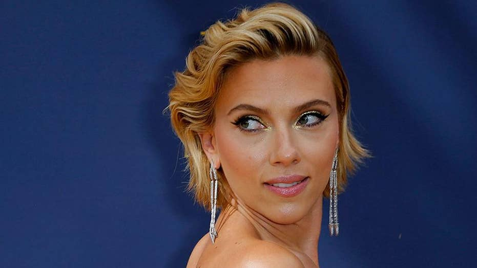 Scarlett Johansson taken to LA police station after incident with paparazzi