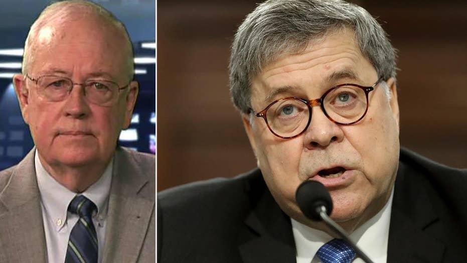 Ken Starr 'very proud' of William Barr's handling of Mueller report