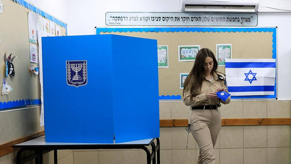 Israelis were sharply divided in Tuesday's national election
