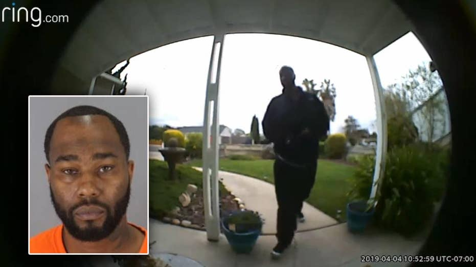 Uber driver accused of returning to burglarize home after dropping off the owner at the airport