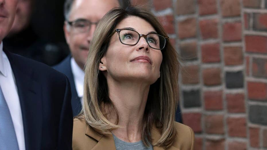 Lori Loughlin, husband hit with new charges in college admissions scandal