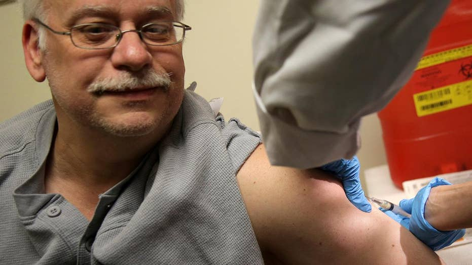 NYC grouping people to get vaccinated amid measles outbreak