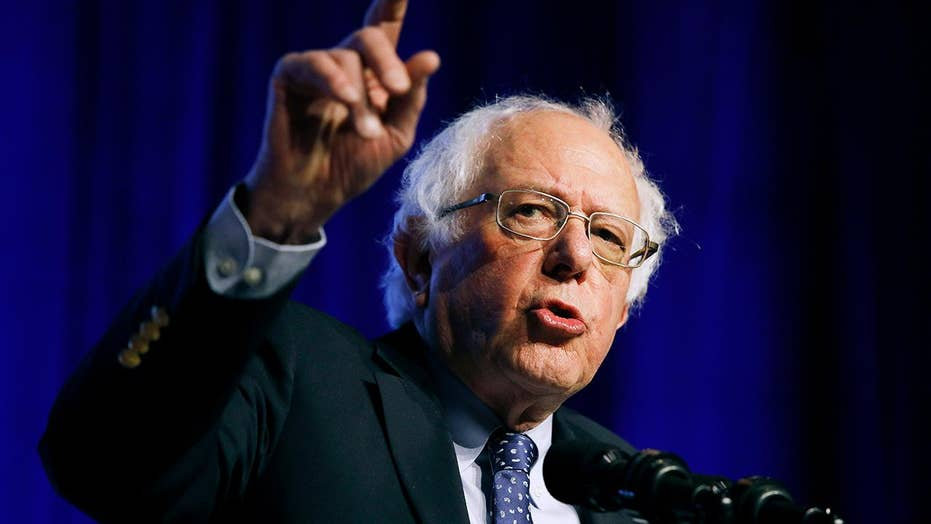 Bernie Sanders vows to release his tax returns by April 15