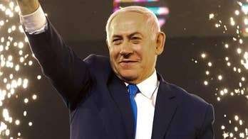 Kenneth Timmerman: Netanyahu expected to remain Israel's prime minister, after getting a boost from Trump