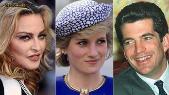John F. Kennedy Jr. was turned down by Madonna and Princess Diana to appear in George magazine, pals reveal