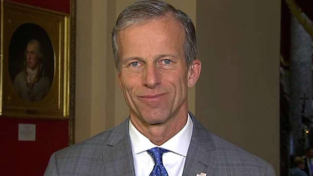 Thune: If governmental powers were used to abuse the rights of American citizens we need to know