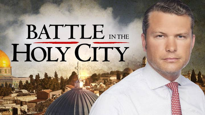 Fox Nation Preview - Battle in the Holy City