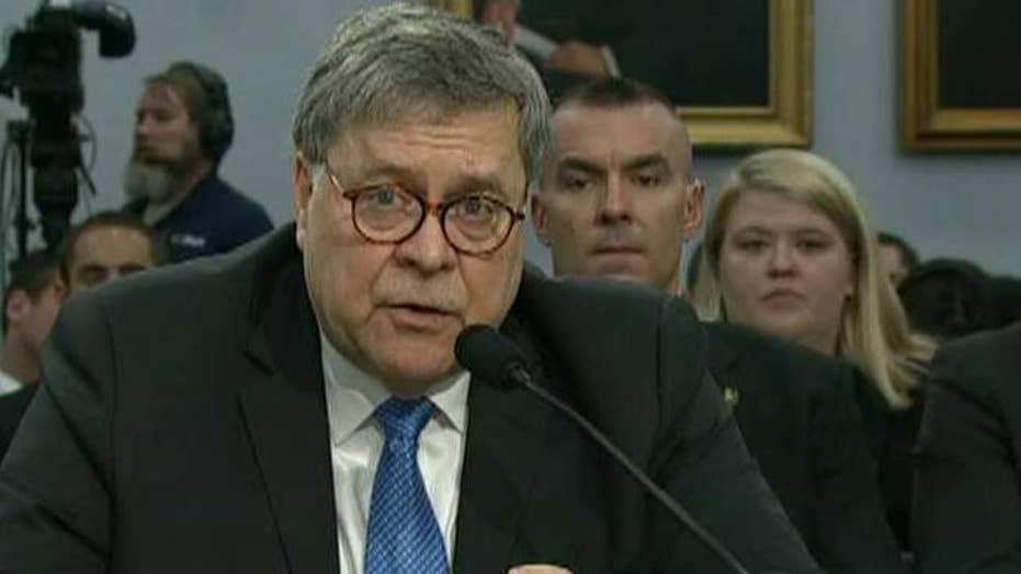 Attorney General Barr to review FBI conduct during Russia probe