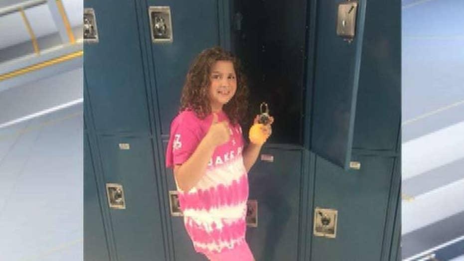 11-year-old says teacher shamed her for choosing Trump as her hero