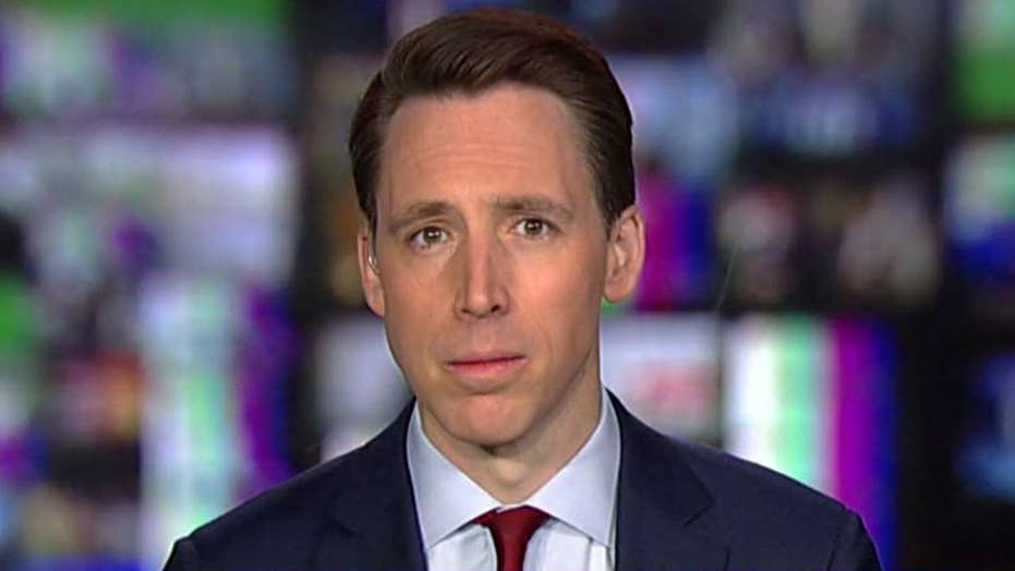 Sen. Hawley suggests Yale be stripped of federal funding if 'religious intolerance' continues
