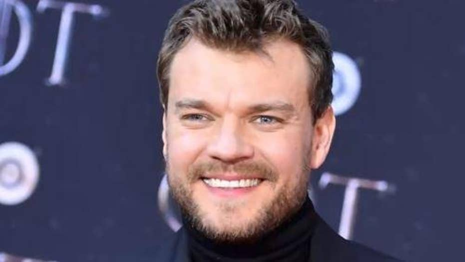 Actor Pilou Asbæk talks 'Game of Thrones'