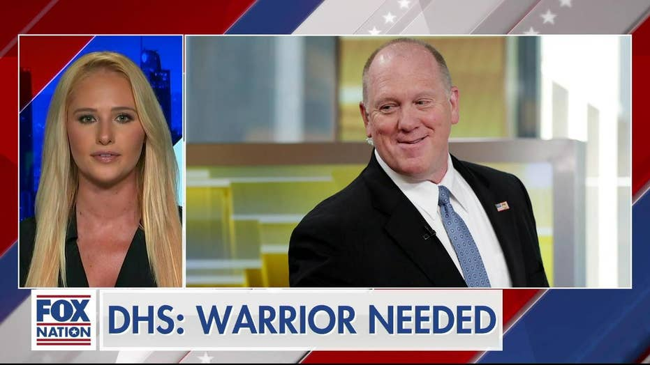 Tomi to DHS: Warrior needed