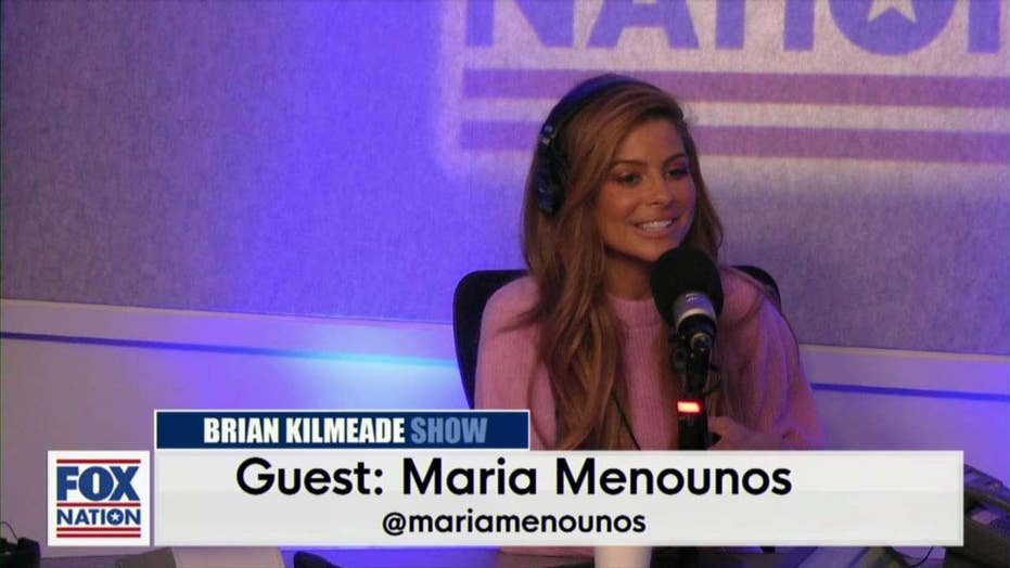 Maria Menounos on overcoming a brain tumor diagnosis