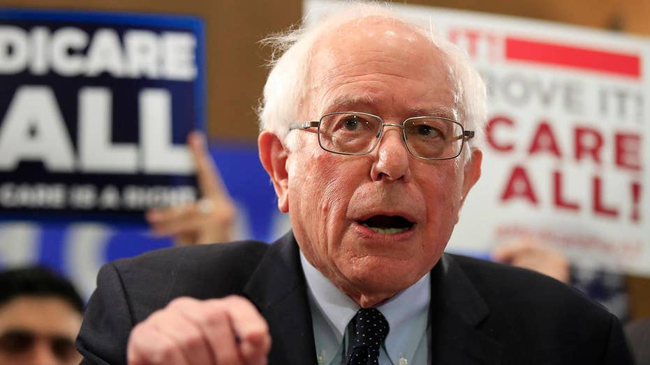 Bernie Sanders unveils 'Medicare-for-all' plan, Republicans go on the attack